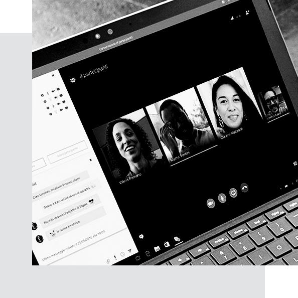 workstream collaboration per le aziende in Ticino